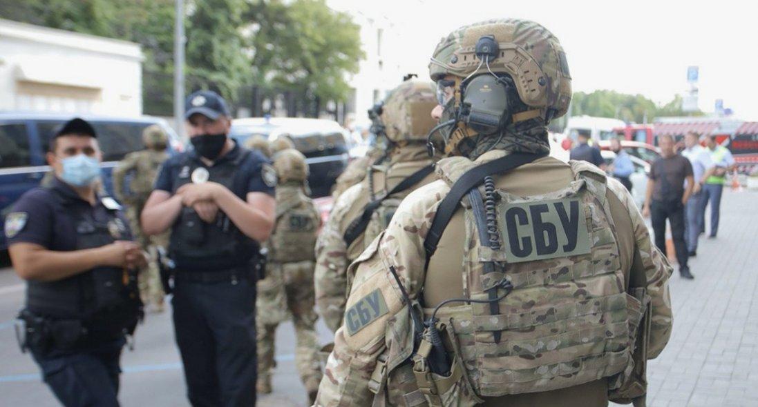 На Луганщині знайшли схрони бойовиків