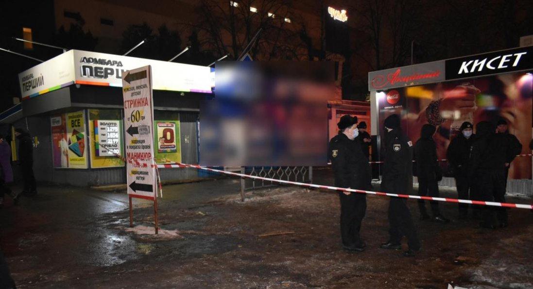 У Харкові сталася стрілянина  біля аптеки