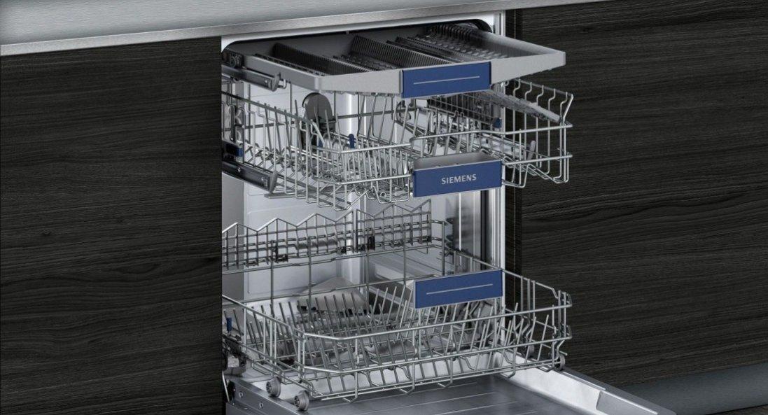 Почему стоит приобрести встраиваемую посудомоечную машину Siemens