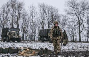 Доба на Донбасі: бойовики сім разів порушували перемир'я