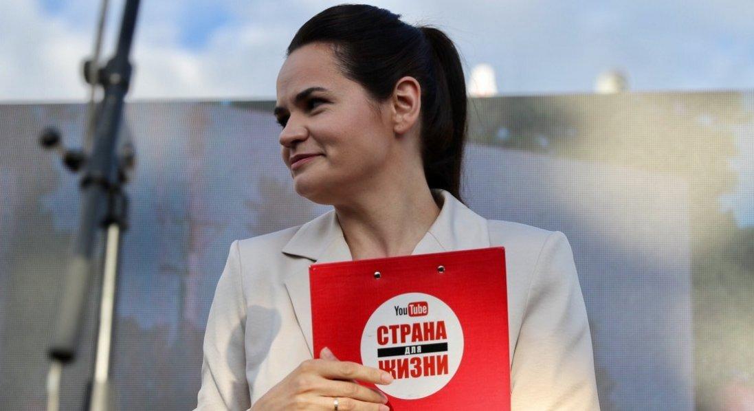 Білорусь вимагатиме у Литви екстрадиції Тихановської