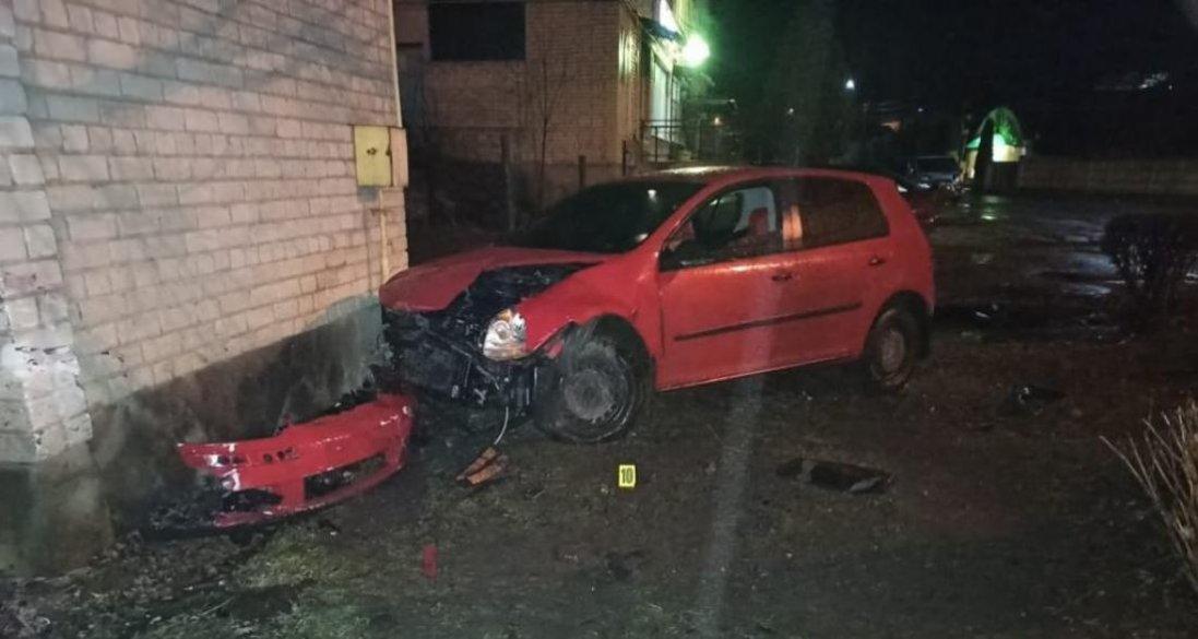 На Львівщині водій вилетів на тротуар та збив на смерть дитину