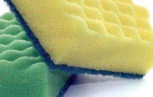 Як охолоджувати продукти з допомогою звичайної кухонної губки