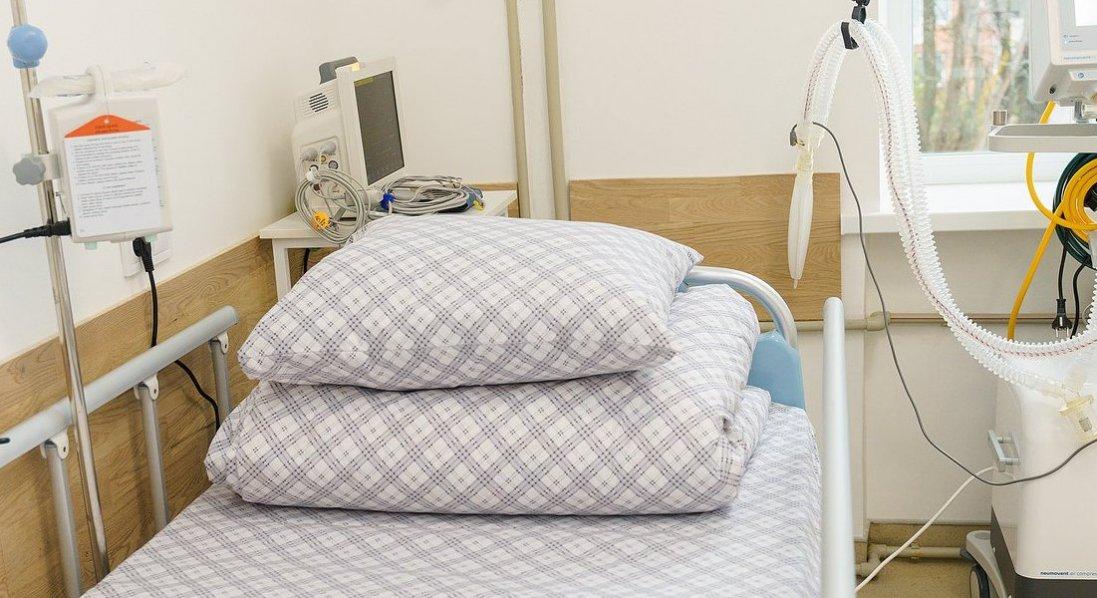 Коронавірус на Волині: скільки вільних «ковідних» ліжок у лікарнях Луцька
