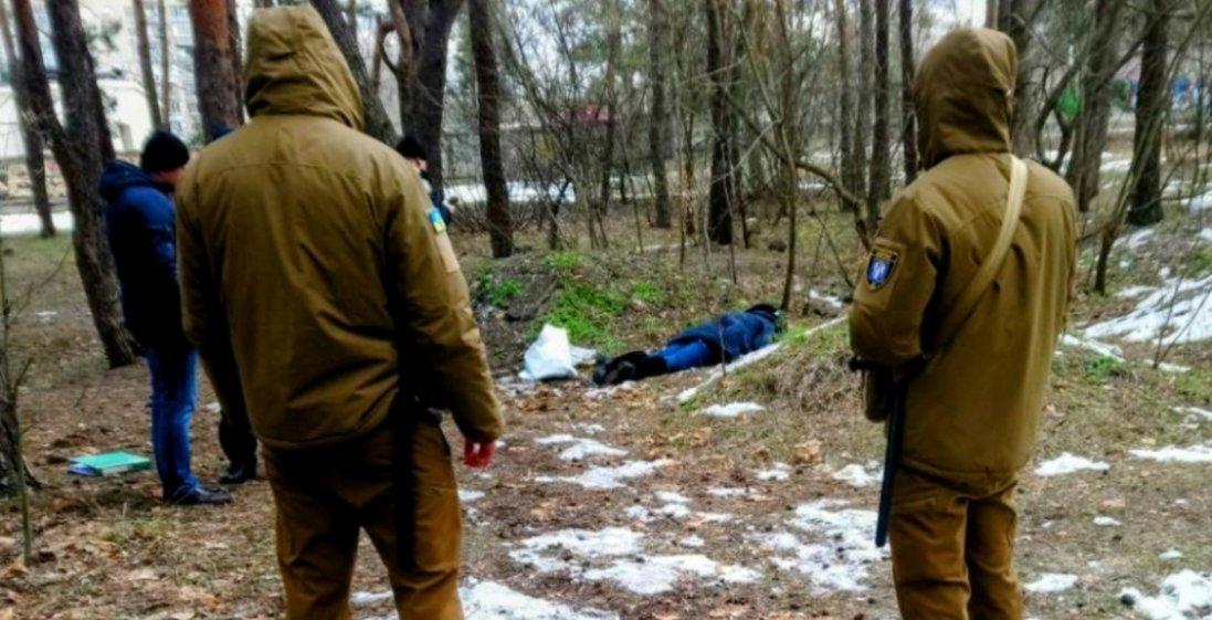 У Києві знову знайшли мертву жінку