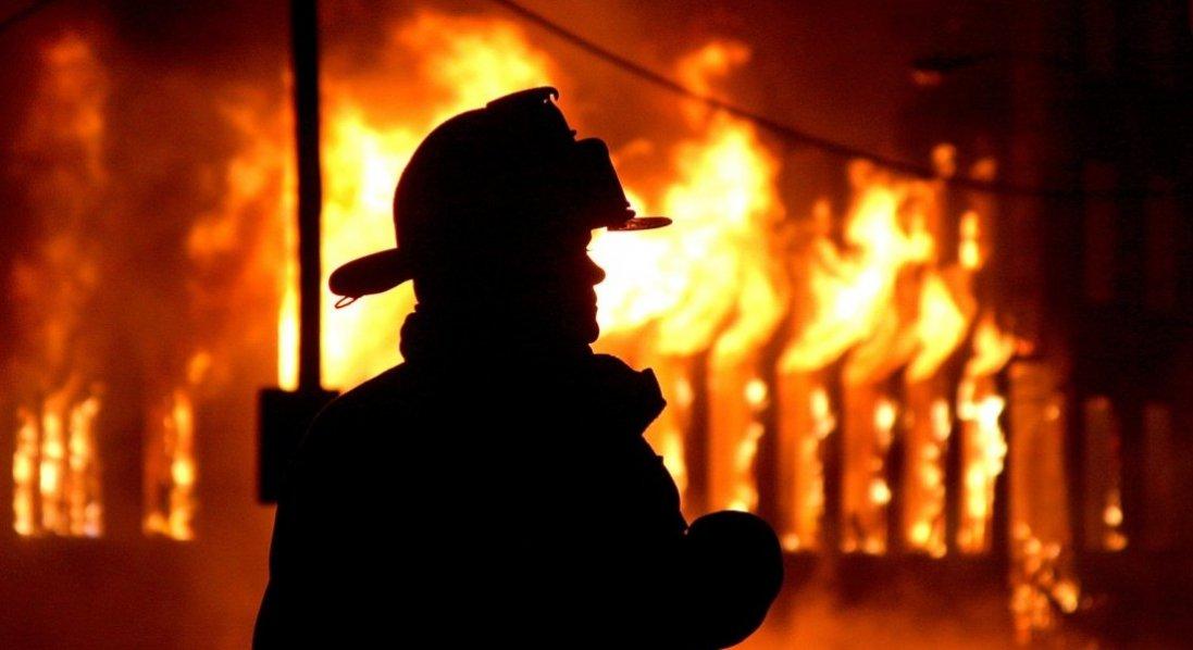 На Волині у вогні загинув чоловік