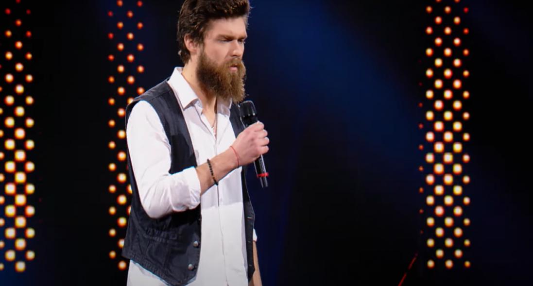 Лучанин боротиметься за перемогу у співочому конкурсі «Голос країни»