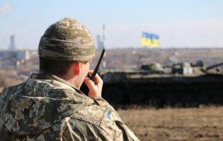 На Донбасі бойовики з початку доби чотири рази порушили перемир'я