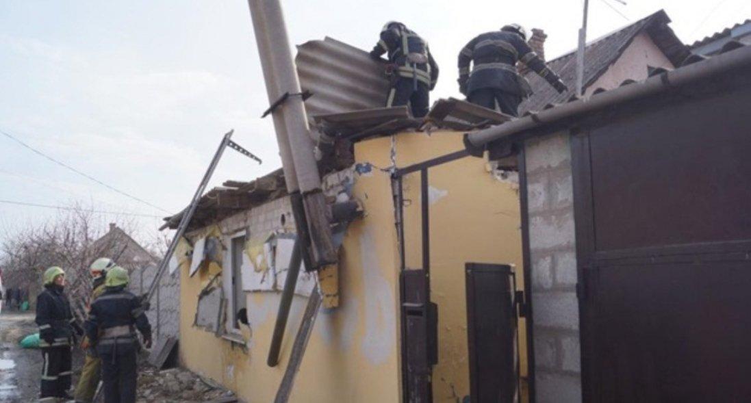 У Запоріжжі - вибуху газу в житловому будинку: є постраждалі