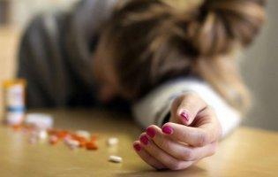 У Чернігові школярка хотіла покінчити з життям, наковтавшись таблеток