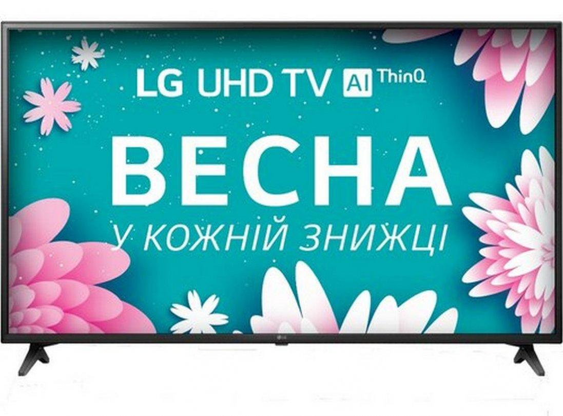 Какие особенности телевизора LG 55UN71006LB