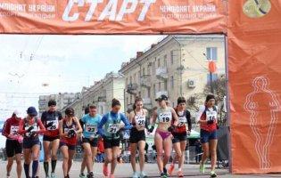 У Луцьку стартував Зимовий чемпіонат України зі спортивної ходьби