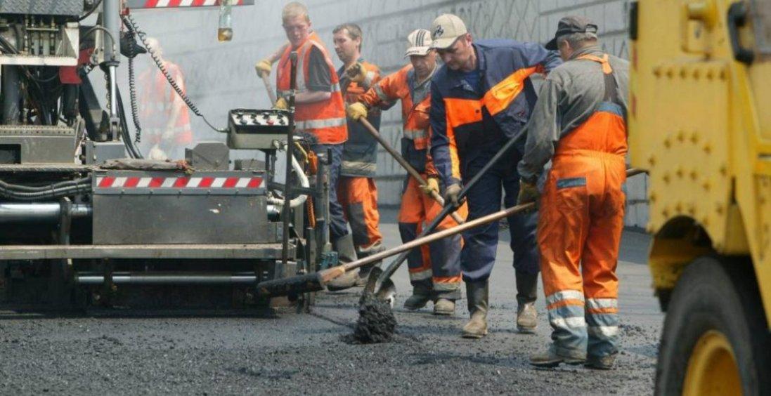 Які вулиці у Луцьку почнуть ремонтувати наступного тижня