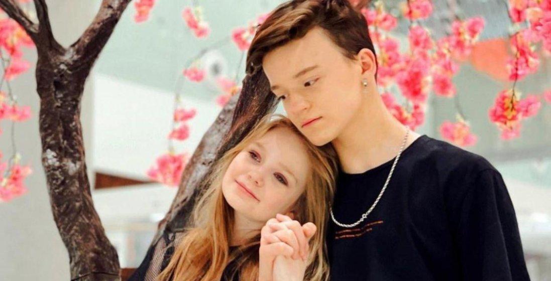 З Instagram «зникли» діти-блогери  Міла Маханець та Паша Пай: скандал навколо недитячих стосунків