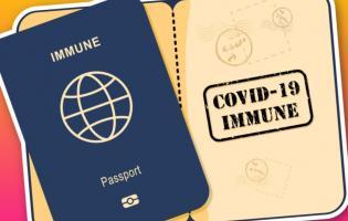 В Україні розробити систему «паспортів вакцинації»