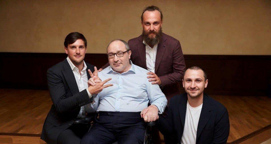 Син Кернеса отримав у спадок 30 млн грн