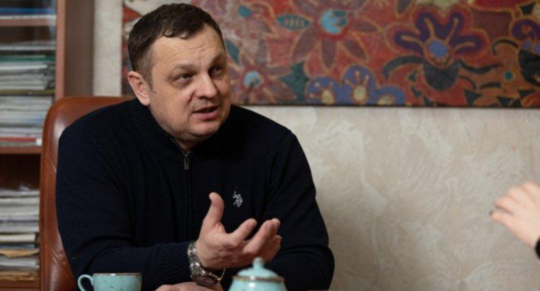 «Люди повинні хотіти більшого, ніж поїсти-поспати», – ріелтор Ростислав Ганейчук