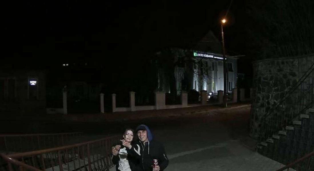Задля розваги: у Луцьку зірвали прапор з будівлі департаменту муніципальної варти
