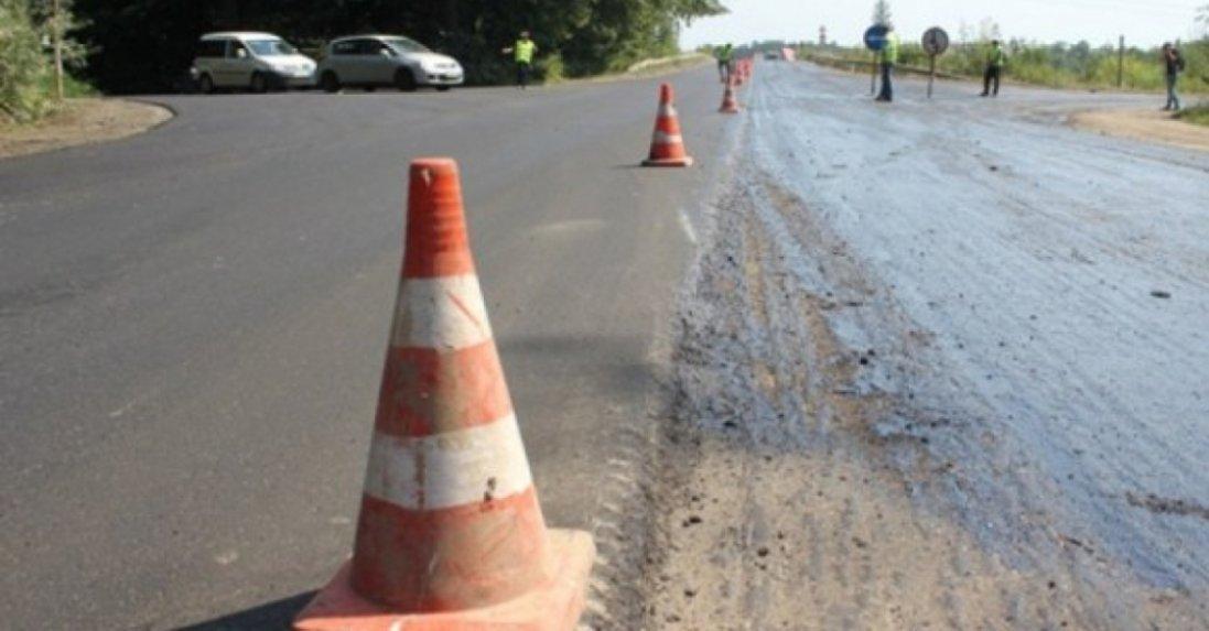 Де і за скільки на Волині відремонтують дороги до кінця року