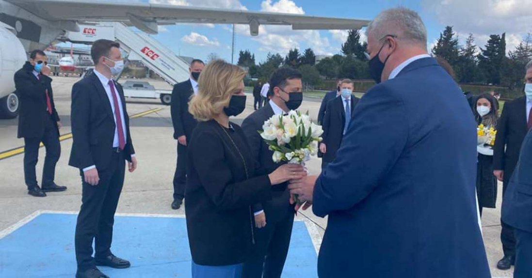 Президент Зеленський прибув  до Туреччини: оголошено мету візиту