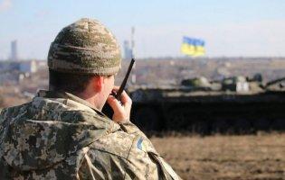 Біля Шумів бойовики облаштували позиції: показали засідку