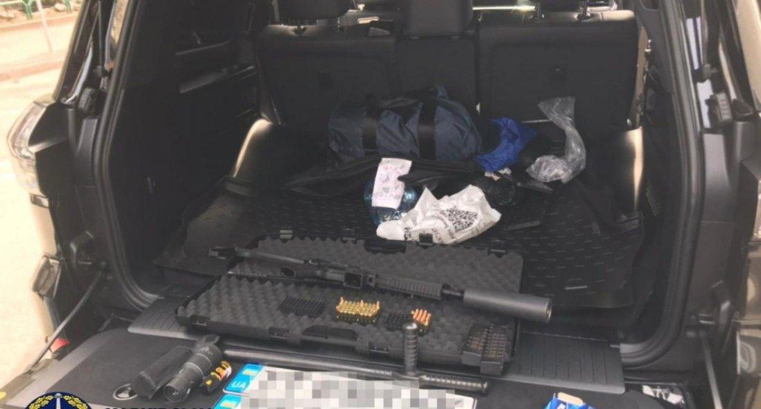 У Харкові затримали банду, що вимагала $700 тис у бізнесмена