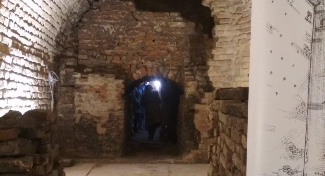 У Луцьку з'єднали два підземелля