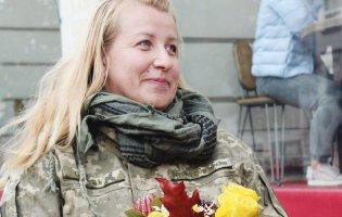 Лишила дім, сім'ю і престижну роботу та пішла на Донбас воювати