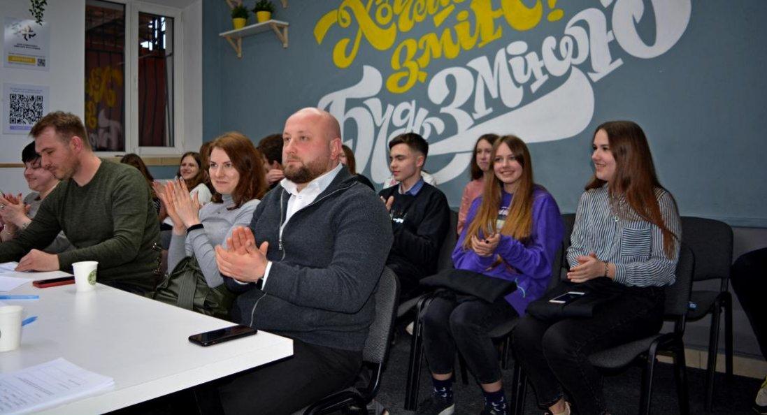 У Луцьку відібрали соціальні проекти молодих лідерів