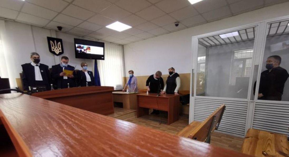 Обвинуваченого у викраденні активістів Євромайдану засудили до 9 років позбавлення волі