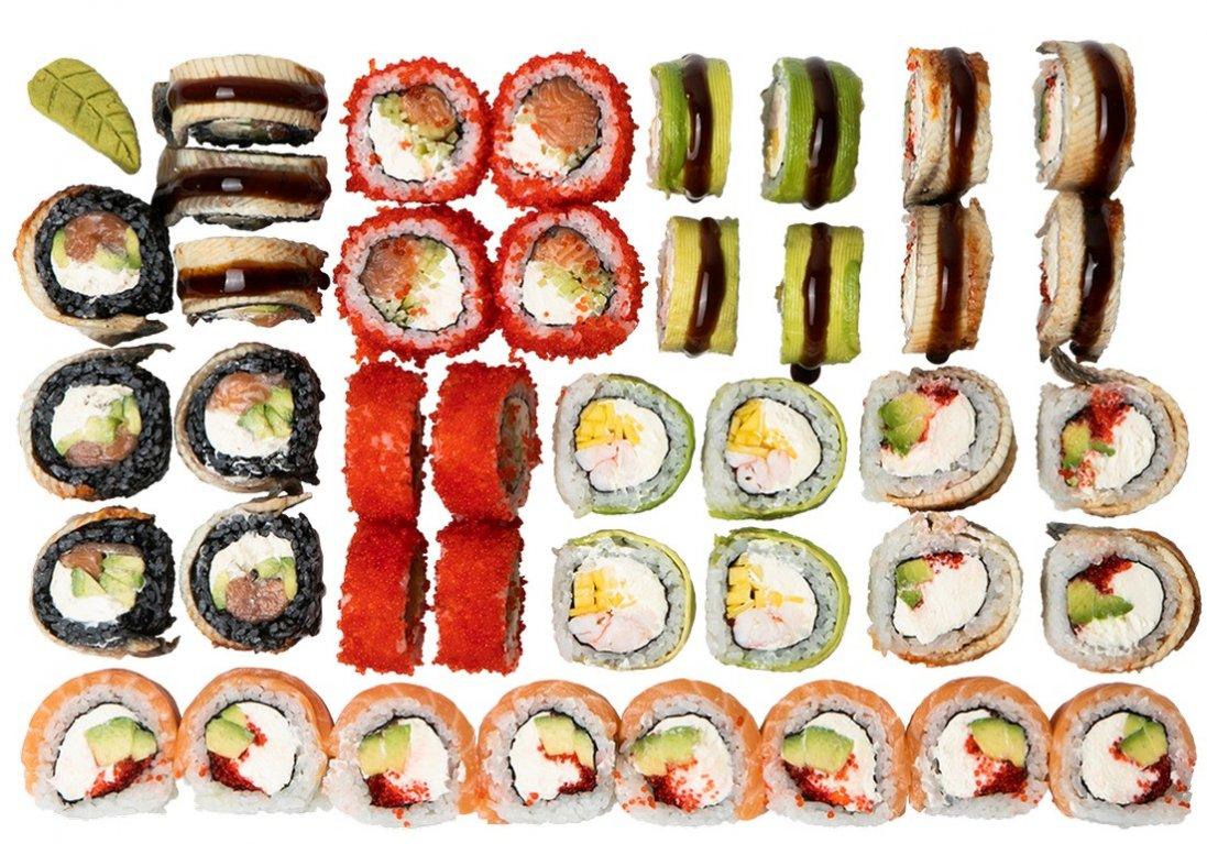 Справжні японські суші у Чернівцях