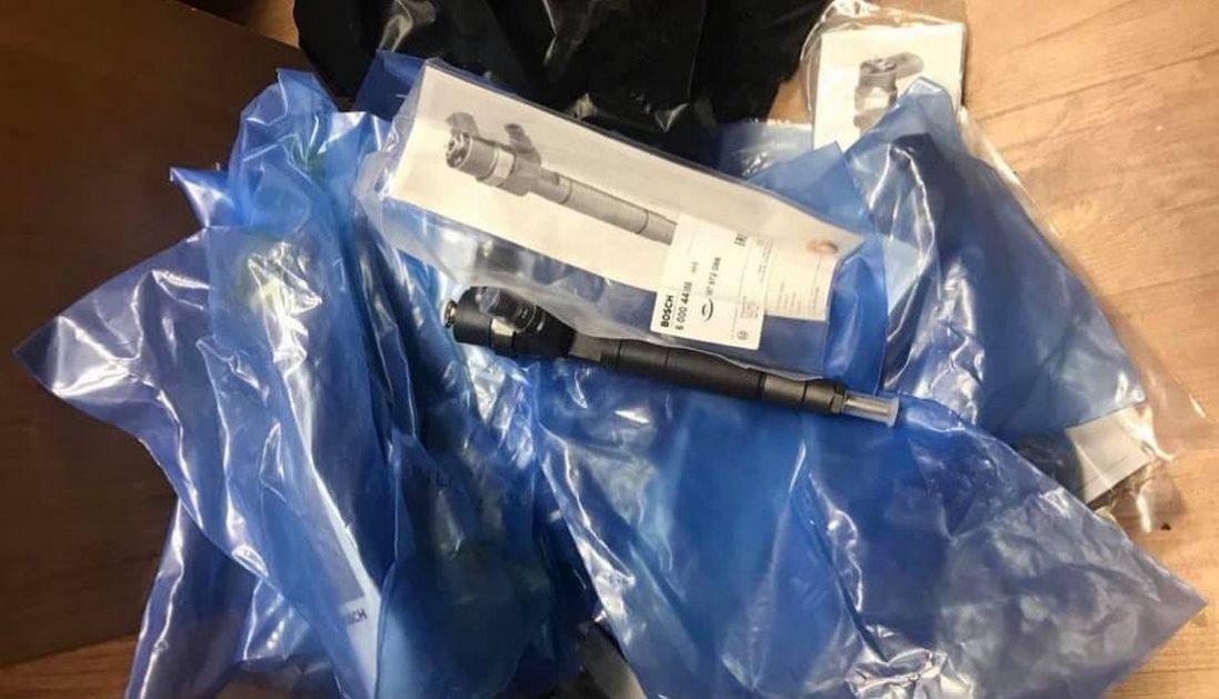 Митники «Ягодина» виявили контрабанду на майже 1 млн грн