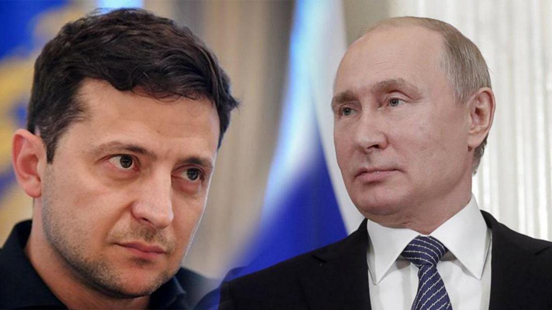 Путін кличе Зеленського до Москви