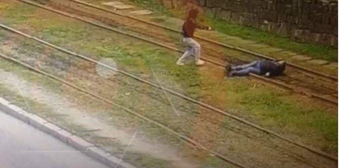 У Дніпрі впритул розстріляли чоловіка: показали відео