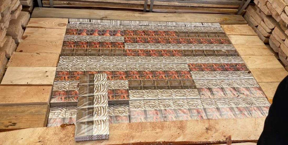 Митники «Ягодина» виявили мільйонну контрабанду в деревині (фото)