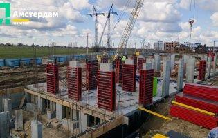 Як біля Луцька будують інноваційний житловий комплекс (фото)