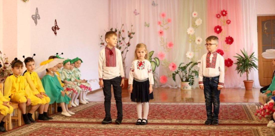 «З гірчинкою смутку»: у луцькому дитсадку організували захід приурочений до річниці Чорнобильської катастрофи