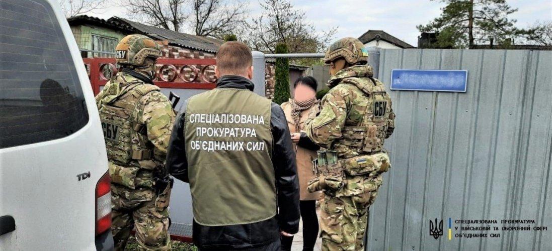 На Луганщині затримали терористів: хотіли розпилити хлор в підрозділі ЗСУ
