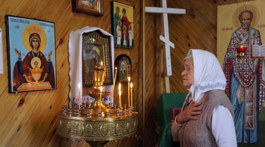 Молитва у Великодню ніч зцілила хвору бабусю