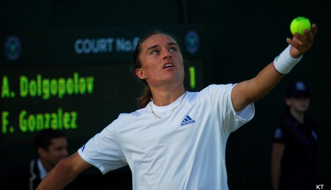 Долгополов завершив кар'єру професійного тенісиста. Чому?