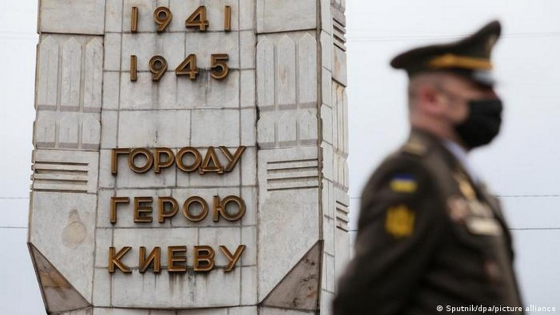 В Україні у заходах до Дня перемоги над нацизмом взяли участь понад 40 тисяч людей. Поліція склала дев'ять протоколів
