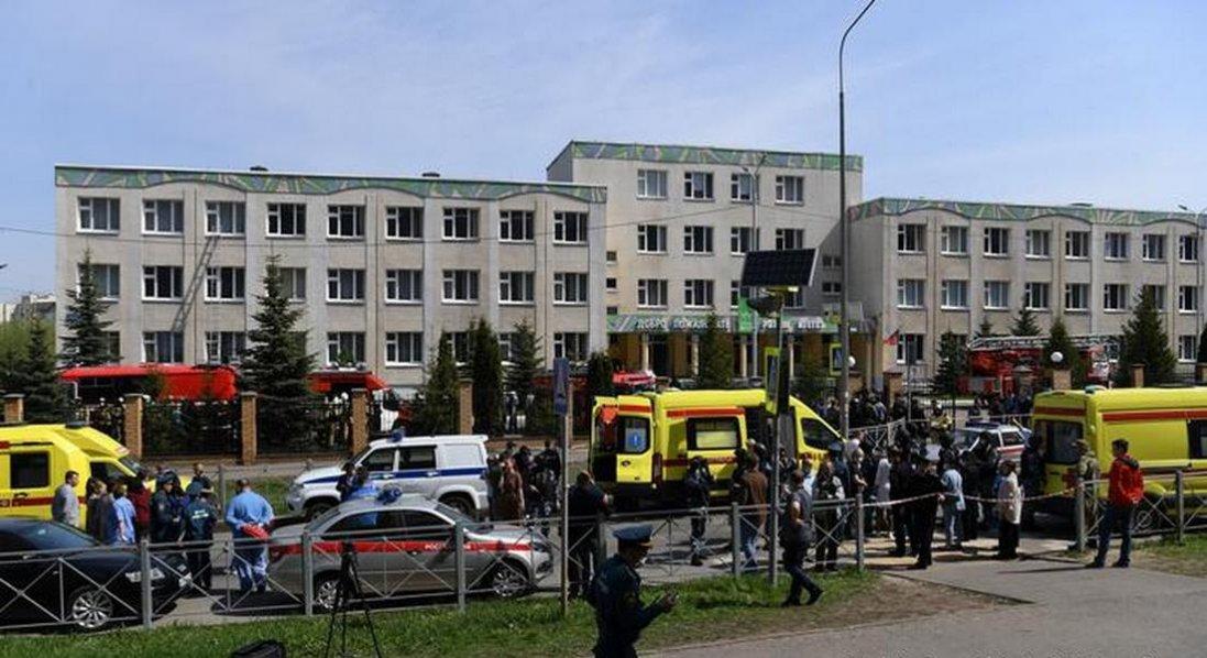 Стрілянина у школі в Казані: багато загиблих і травмованих