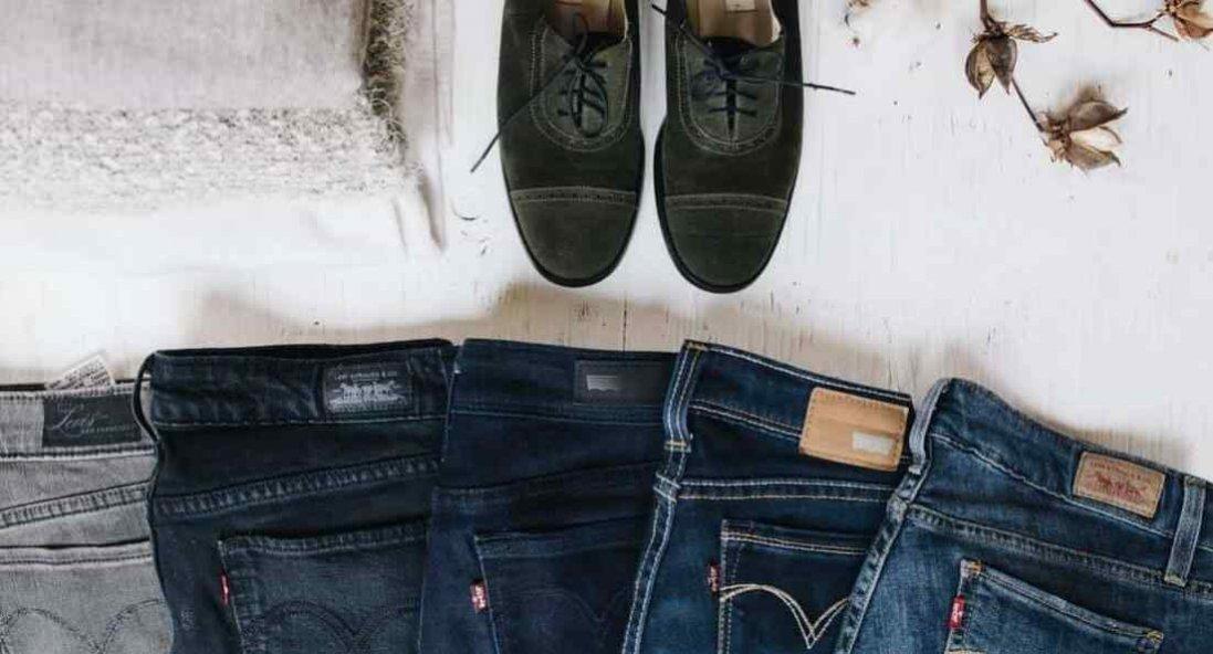 Пять наиболее популярных типов мужских джинсов