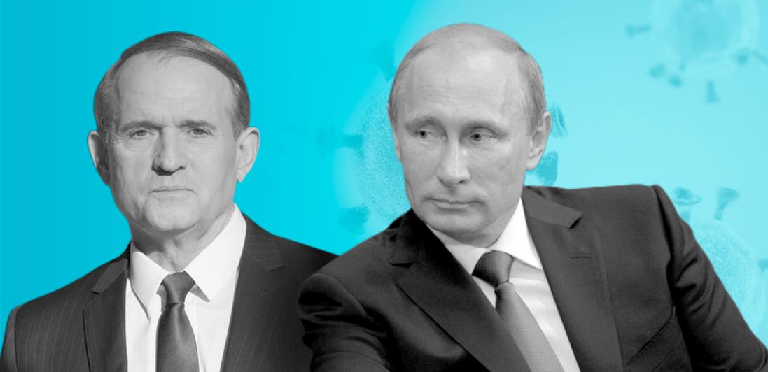 Що в Путіна сказали про арешт Медведчука