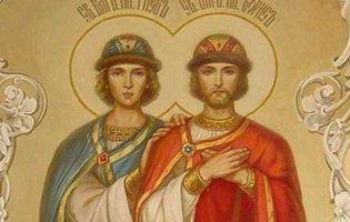 15 травня – Бориса і Гліба