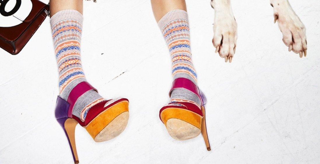 Модний тренд 2021: як носити шкарпетки з босоніжками