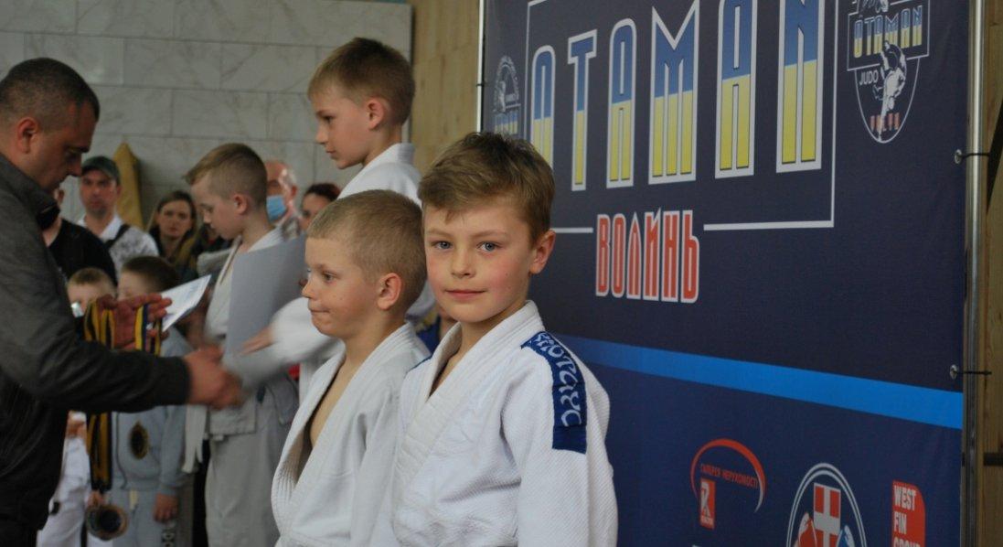 Емоції й драйв: у Луцьку відбувся турнір з дзюдо