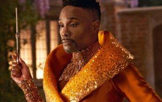 У новій  «Попелюшці» феєю-хрещеною стане… чорношкірий актор