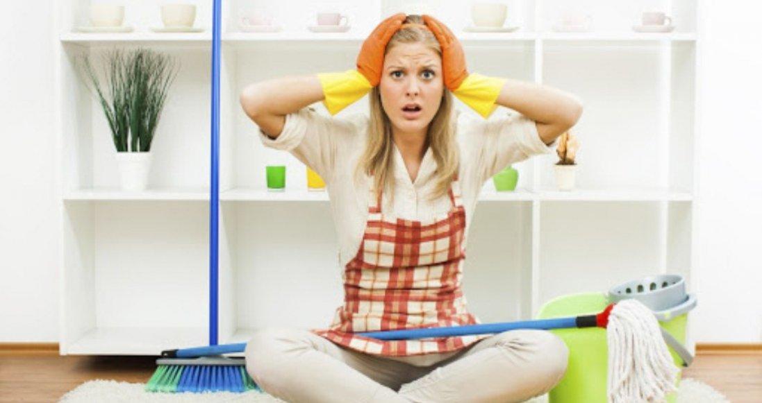 Як створити видимість чистоти в домі, не витрачаючи час на прибирання
