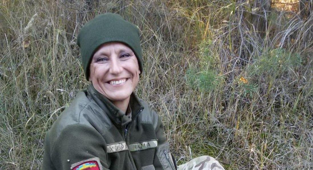 «Холєра», яку боялися сепаратисти, фарбувала губи, коли починали стріляти